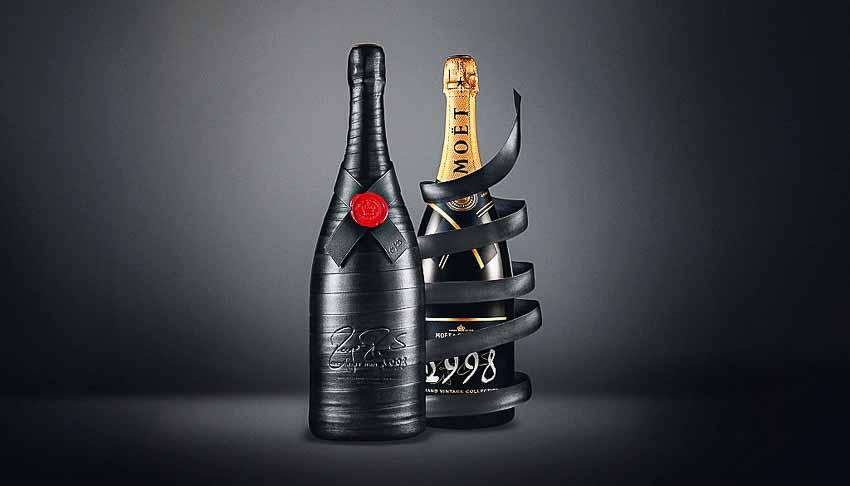 Moët & Chandon ra mắt bộ sưu tập Champagne phiên bản giới hạn