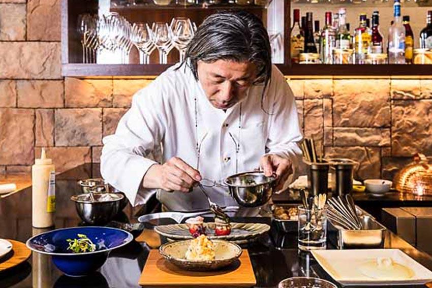 Masayasu Yonemura, Celebrity Chef