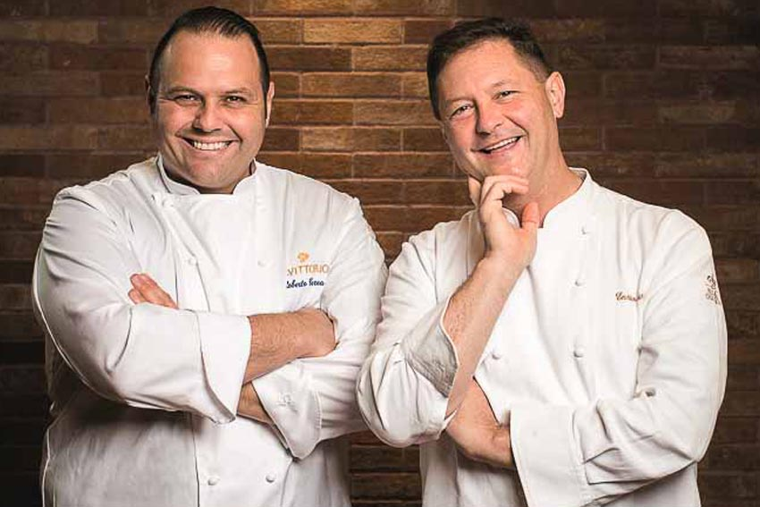 Roberto and Enrico Cerea Brothers, Fratelli – Trattoria