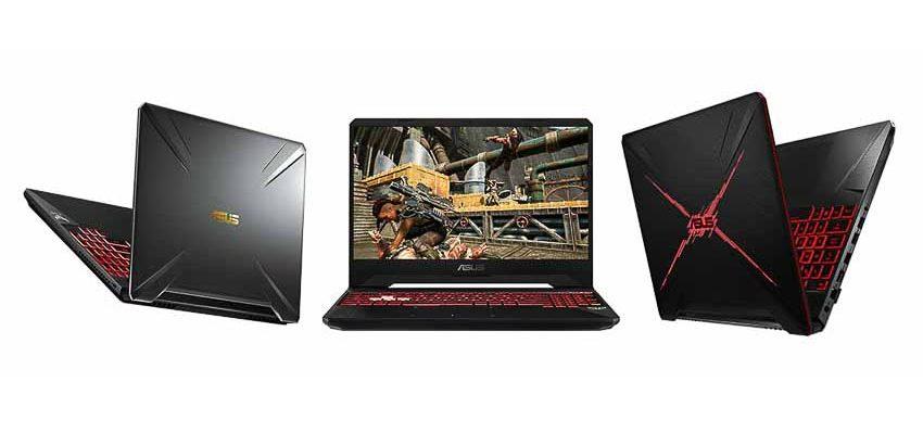 Hai laptop gaming Zephyrus S GX531 và SCAR II GL704 mới của ASUS