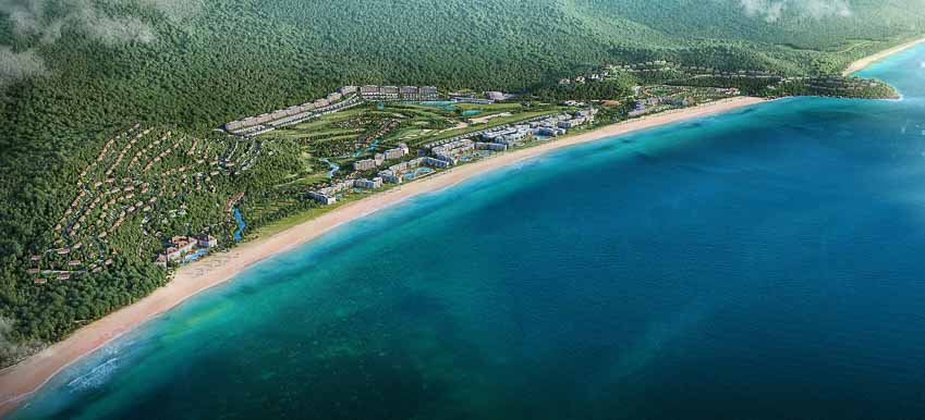 SmartRealtors trở thành nhà phân phối độc quyền biệt thự biển Banyan Tree Residences 1