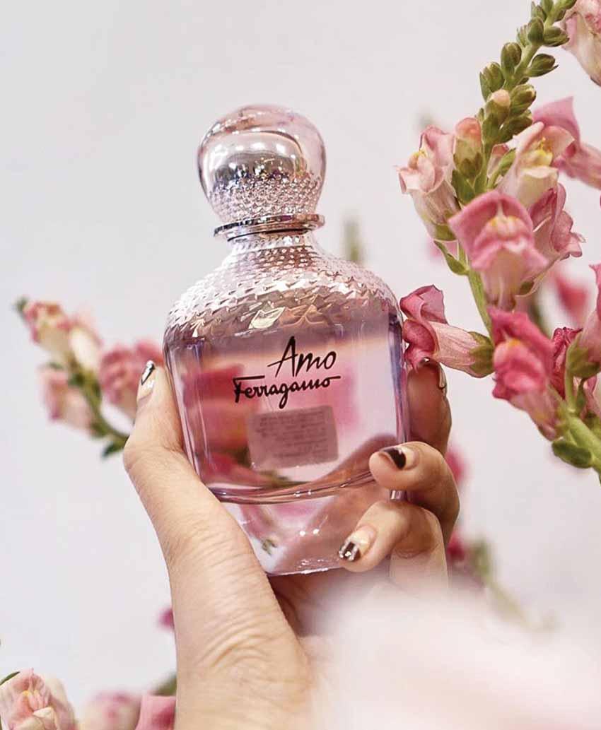 Sản phẩm nước hoa đặc biệt dành cho phái đẹp