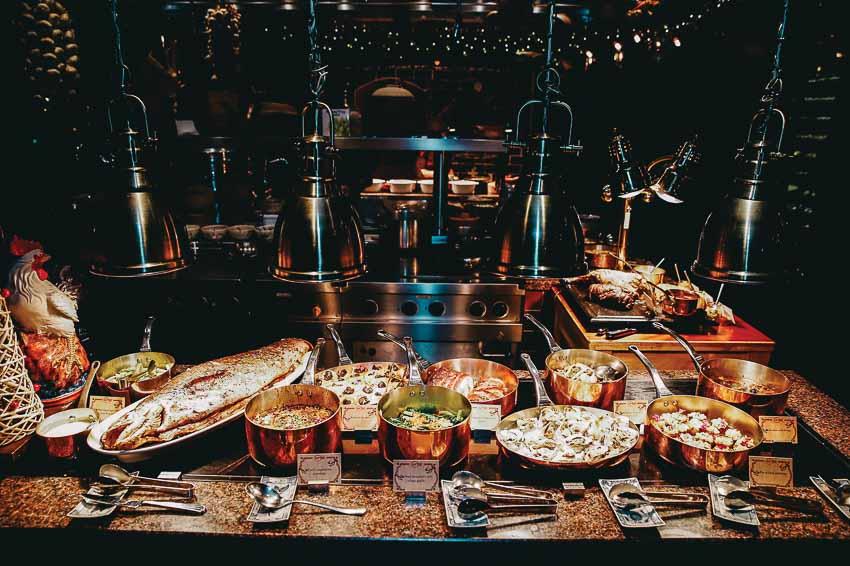 Tiệc tối tự chọn tại Nhà hàng Saigon Kitchen | DoanhnhanPlus.vn