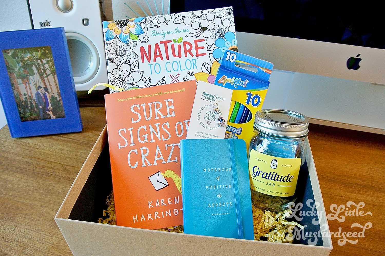 Gói quà MentalHappy chăm sóc sức khỏe tinh thần