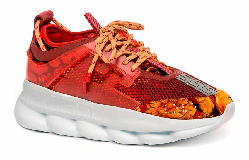 Sneaker Chain Reaction của Versace thu hút tín đồ thời trang-2