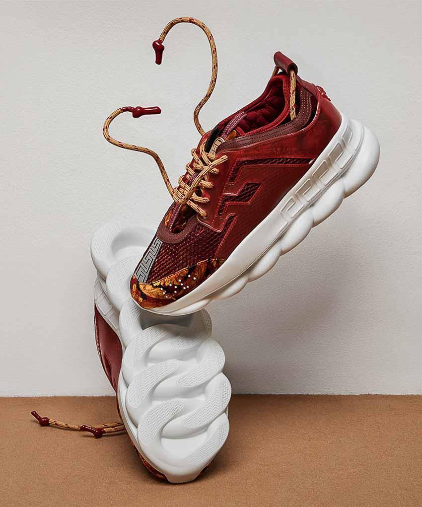 Sneaker Chain Reaction của Versace thu hút tín đồ thời trang-5