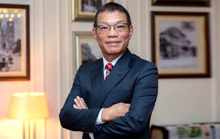 Phó tổng giám đốc Tập đoàn Vingroup Võ Quang Huệ