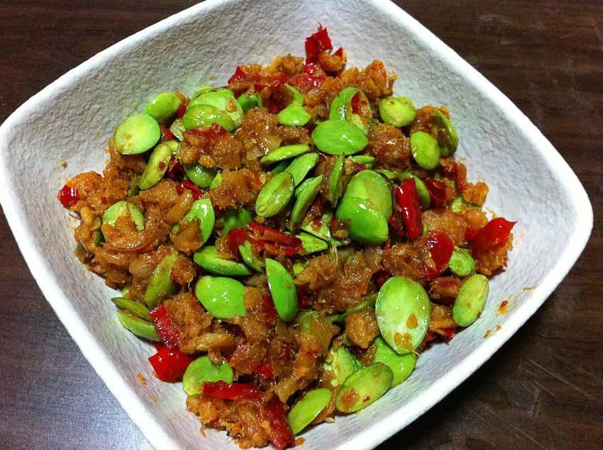 Đậu Parkia Speciosa - loại đậu thách thức tâm lý người ăn 7