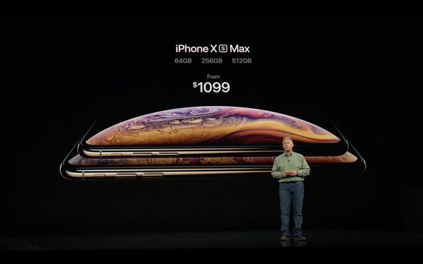 Apple ra mắt bộ ba iPhone mới: iPhone XS, iPhone XS Max và iPhone XR, giá từ 749 USD