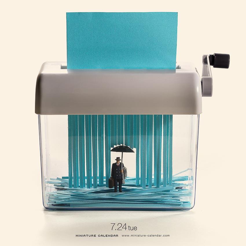 Mãn nhãn với thế giới tí hon của nhiếp ảnh gia Tatsuya Tanaka
