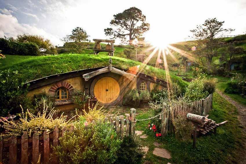 Thị trấn Matamata ở New Zealand - ngôi làng cổ tích của người Hobbit   DoanhnhanPlus.vn