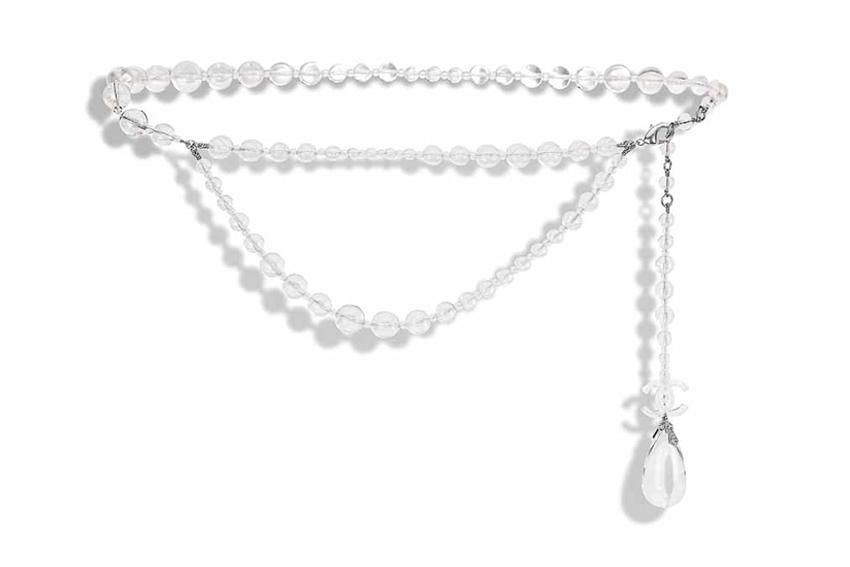 Chiếc dây nịt đặc biệt của Chanel