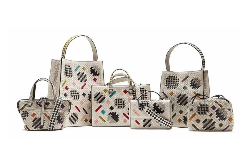 Bộ sưu tập túi xách FW18 của Bottega Veneta