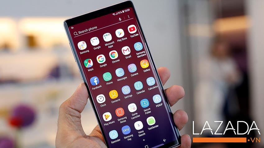 DNP Samsung Va Lazada Thuc Day Quan He