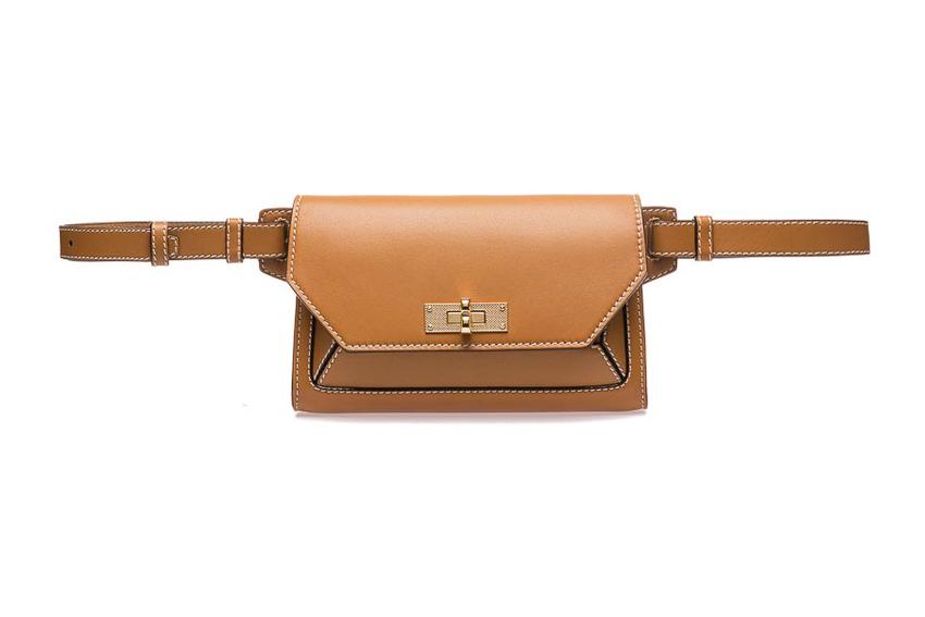 Suzy belt-bag, vừa là túi vừa là dây nịt của Bally