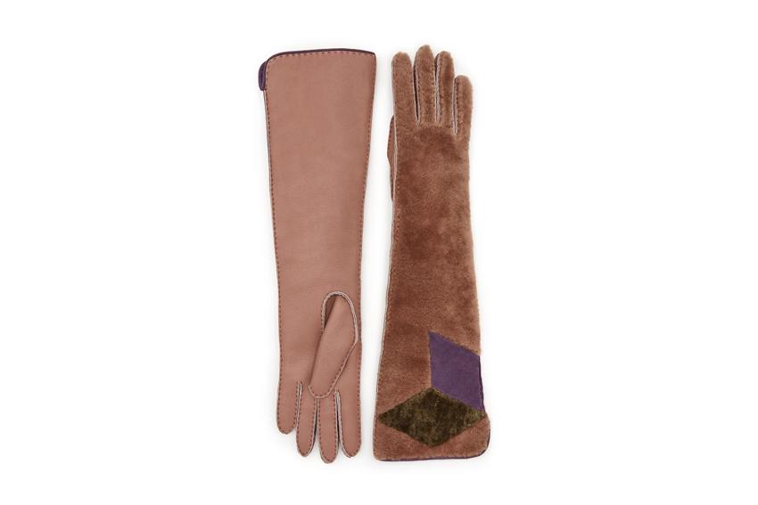 Găng tay thời trang của Bottega Veneta