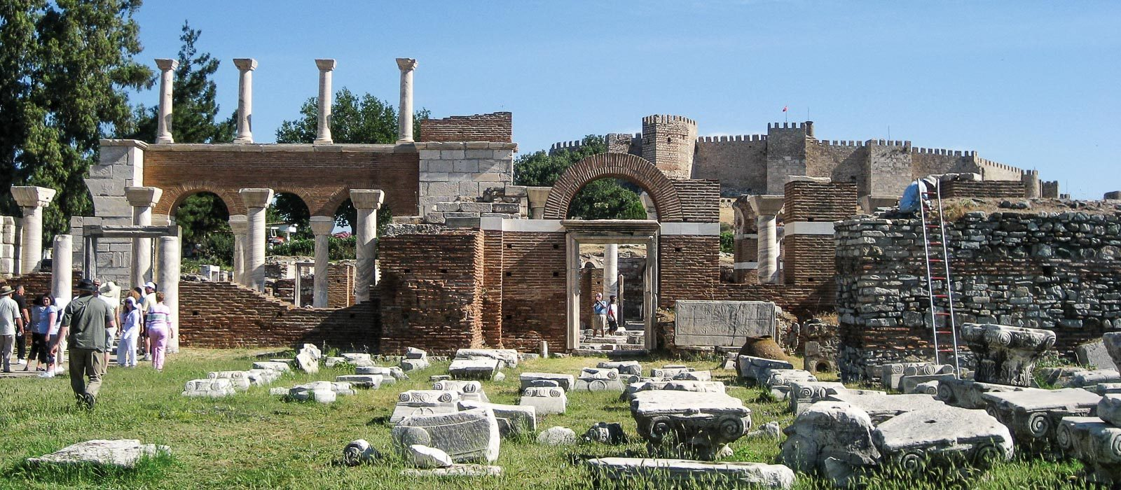 Đến Ephesus, khám phá nền văn minh La Mã cổ đại