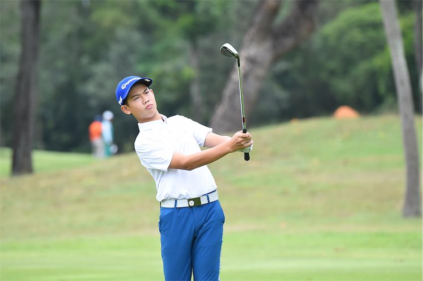 Chân dung gôn thủ 13 tuổi Đặng Quang Anh - nhà tân vô địch giải Gôn Hữu Nghị Suntory PepsiCo Lần Thứ 16 – 2018