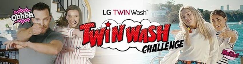 LG tổ chức cuộc thi nhảy TWINWash 3