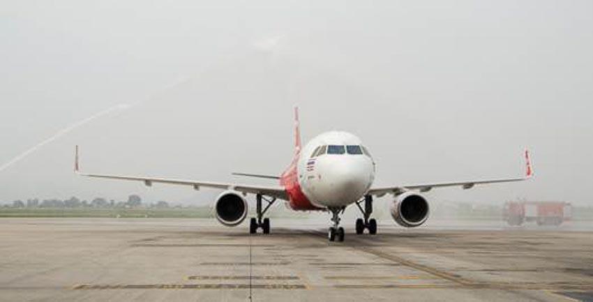 AirAsia khai trương đường bay 1