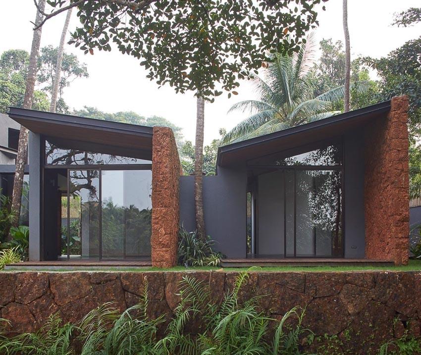 Yên ả với bố cục hòa mình giữa thiên nhiên của Biệt thự Dừa 26