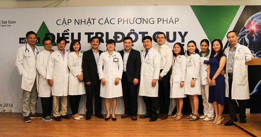 Hội thảo về đột quỵ 1