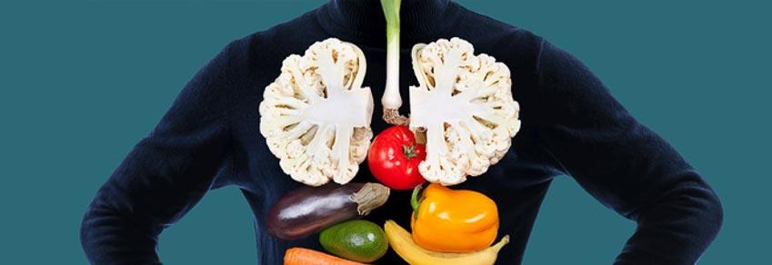 Ăn rau củ nhiều hơn sẽ giúp bạn ngăn cơm thèm thuốc lá 1