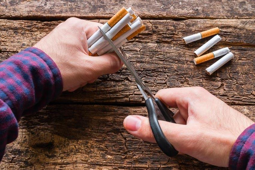 Ăn rau củ nhiều hơn sẽ giúp bạn ngăn cơm thèm thuốc lá 2