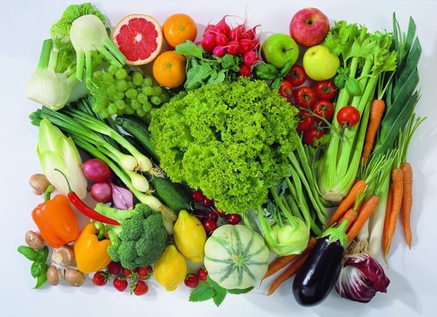 Ăn rau củ nhiều hơn sẽ giúp bạn ngăn cơm thèm thuốc lá 3