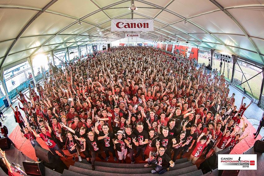 Canon PhotoMarathon TP.HCM 2018 1