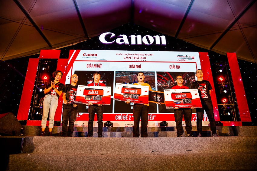 Canon PhotoMarathon TP.HCM 2018 3