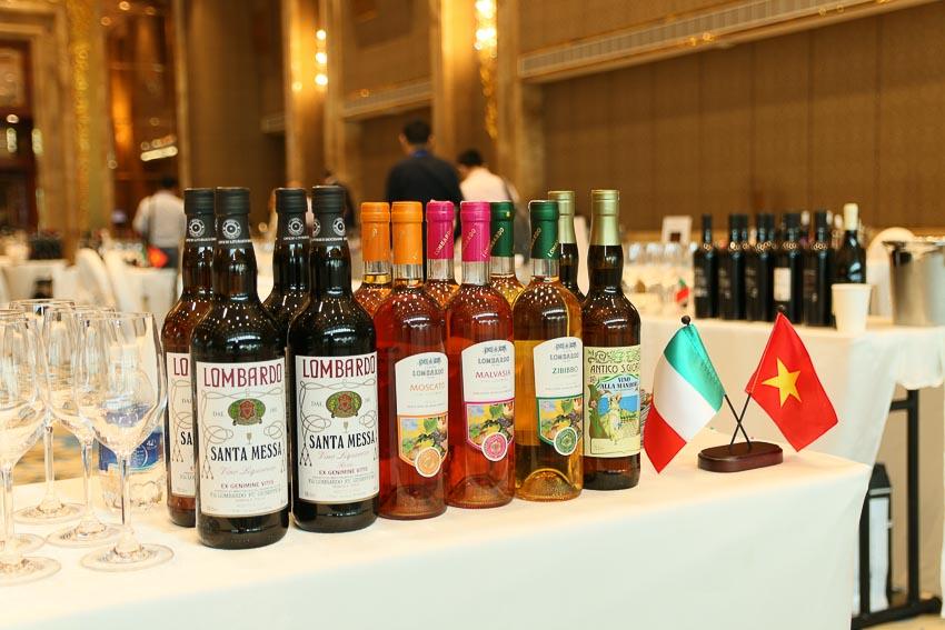Chương trình Borsa Vini Italiani đến VN 2