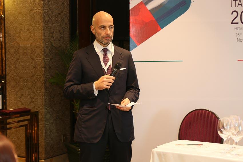 Chương trình Borsa Vini Italiani đến VN 3