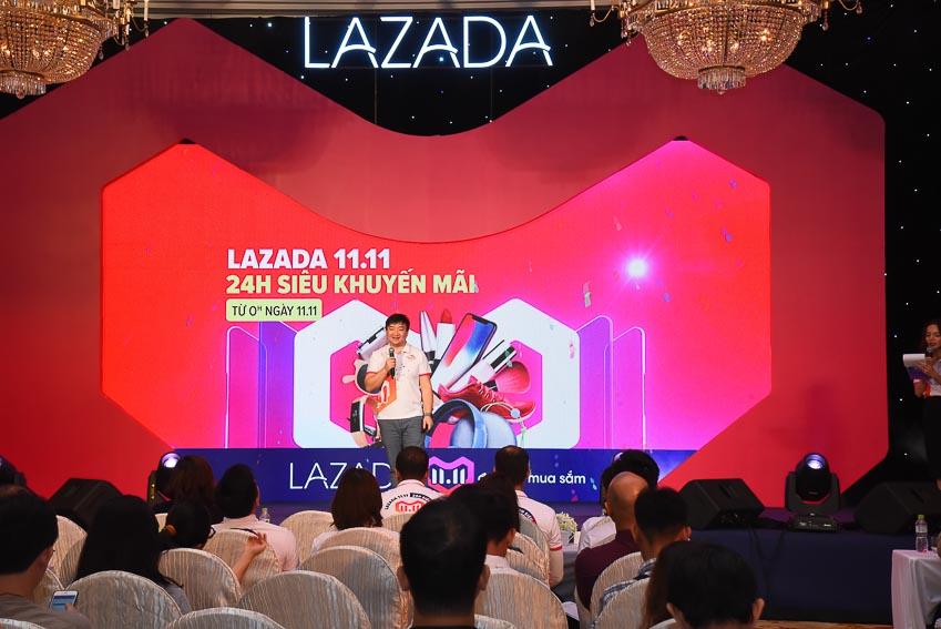 Chương trình giảm giá lớn nhất năm ngày 11-11 của Lazada 3