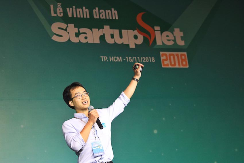 Datamart đạt giải quán quân Startup Việt 2018 2