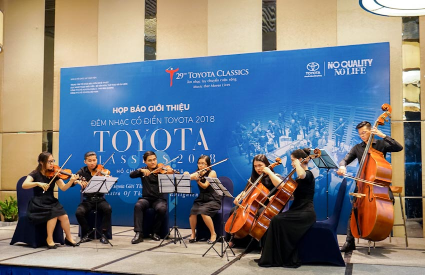 đêm nhạc Cổ điển Toyota 2018 4