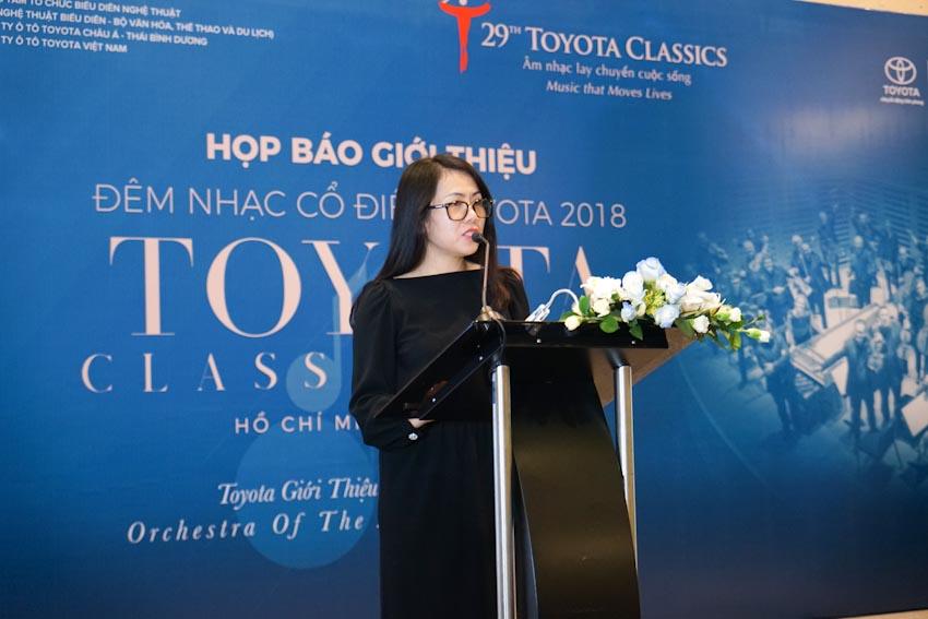 đêm nhạc Cổ điển Toyota 2018 5
