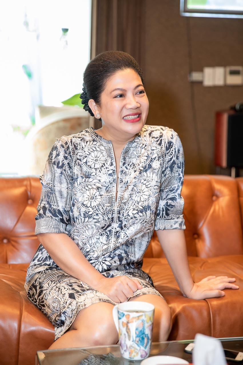 Bà Đỗ Thị Kim Liên - nhà sáng lập ứng dụng LIAN
