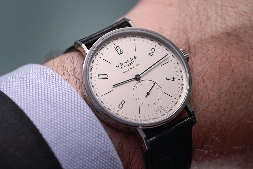 Challenge Watch Prize - Đồng hồ có mức giá dưới 4,000 CHF - Nomos Glashütte, Tangente neomatik 41 Update