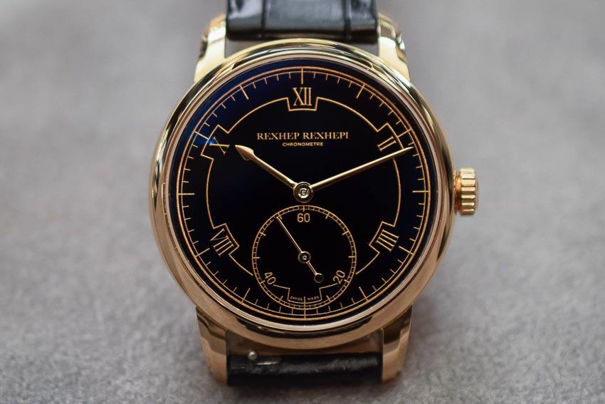 Men's Watch Prize - Đồng hồ nam - Akrivia, Chronomètre Contemporain