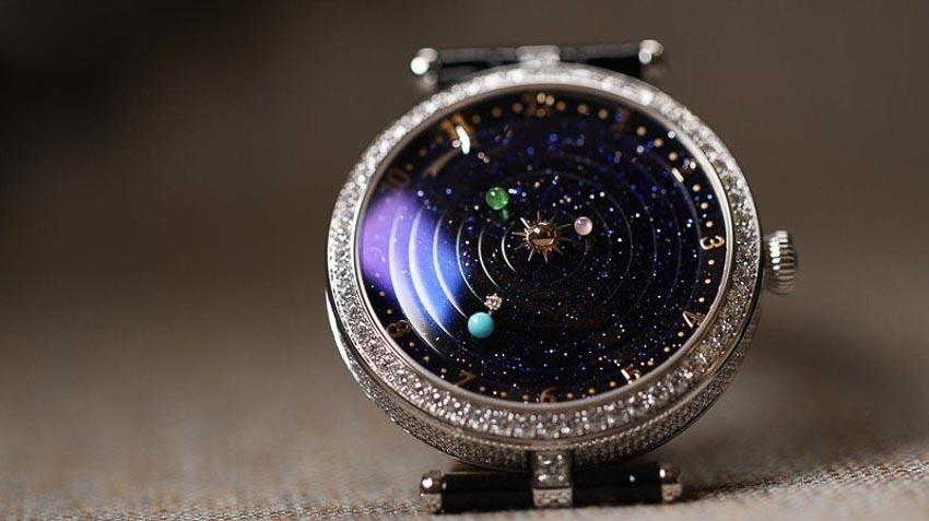 Ladies' Complication Watch Prize – Van Cleef & Arpels, Lady Arpels Planétarium
