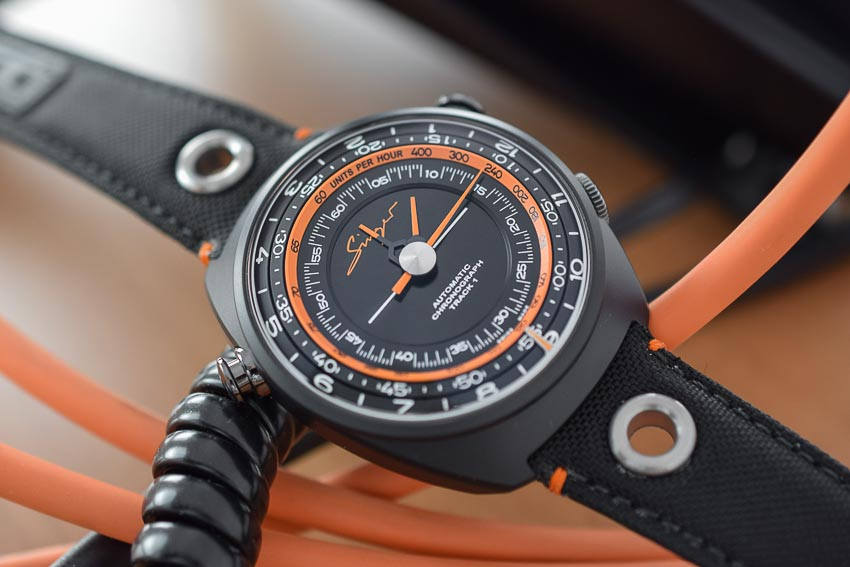 Chronograph Watch Prize - Đồng hồ Chronograph - Singer Reimagined, Singer Track 1 Hong Kong Edition