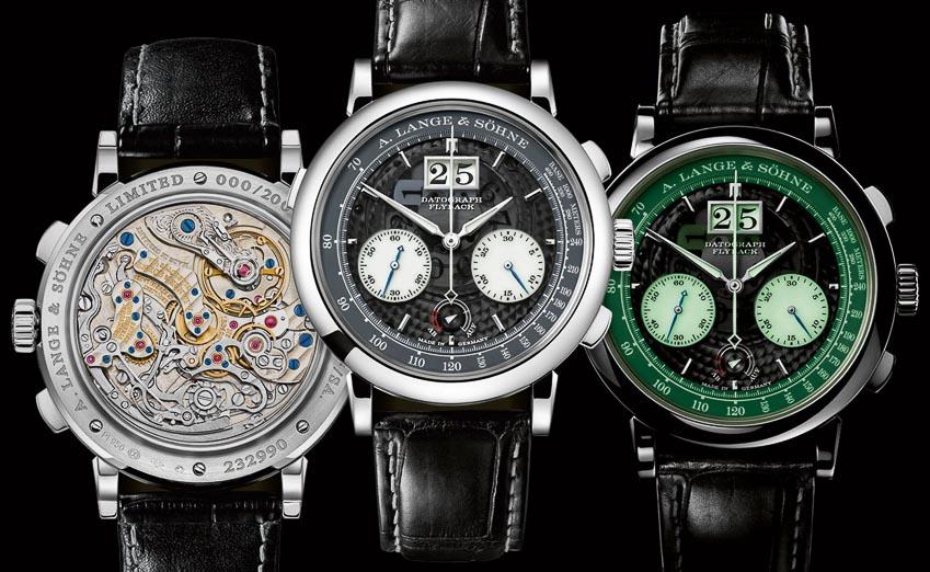 Đồng hồ Datograph Up/Down Lumen của A. Lange & Söhne 1