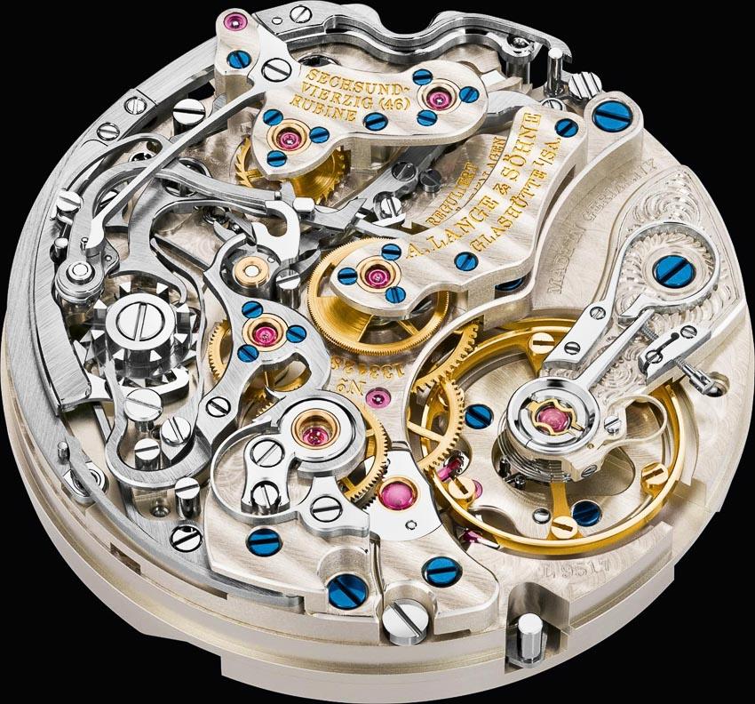 Đồng hồ Datograph Up/Down Lumen của A. Lange & Söhne 4