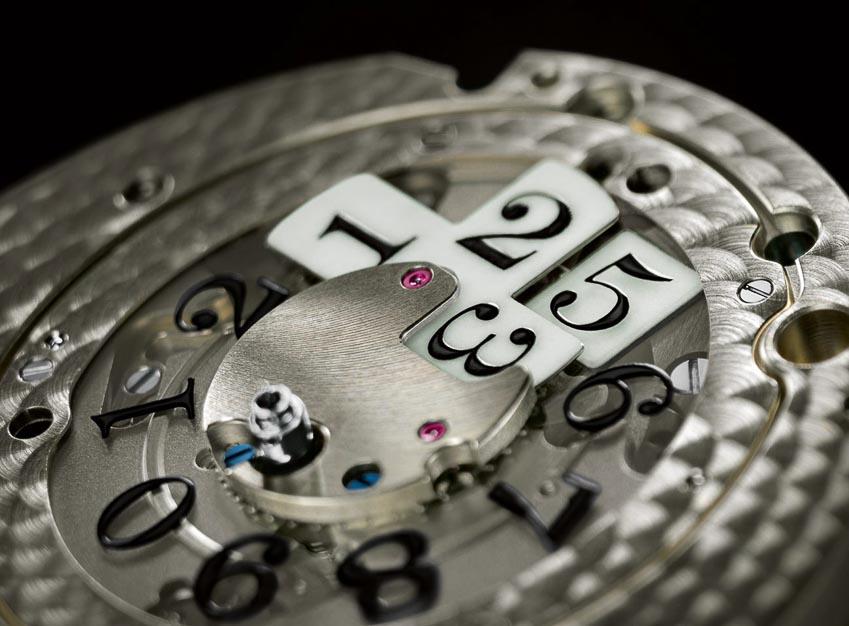 Đồng hồ Datograph Up/Down Lumen của A. Lange & Söhne 5