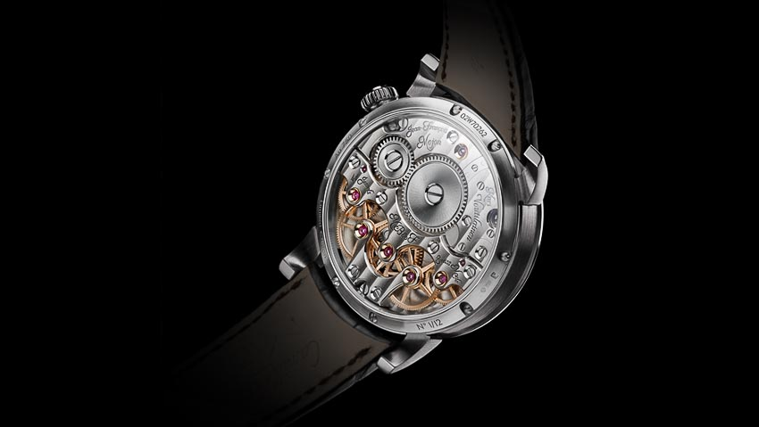 đồng hồ Legacy Machine N. 2 3