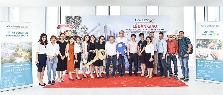 dự án OneHub Saigon 1