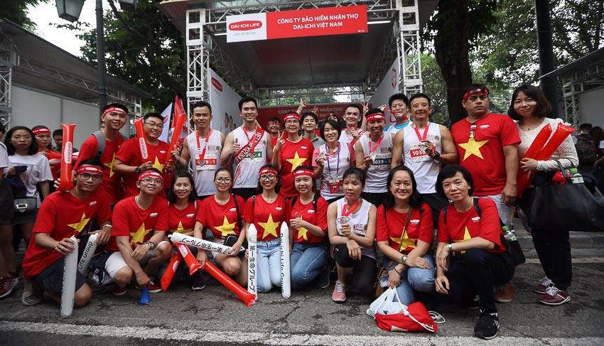 Giải chạy tiếp sức Vietnam Kizuna Ekiden 2018 2