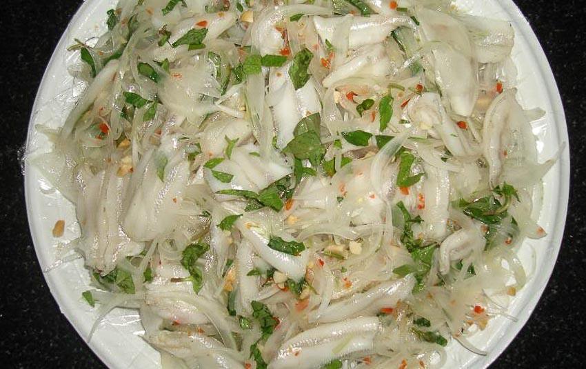 Gỏi cá mai Phan Thiết 2