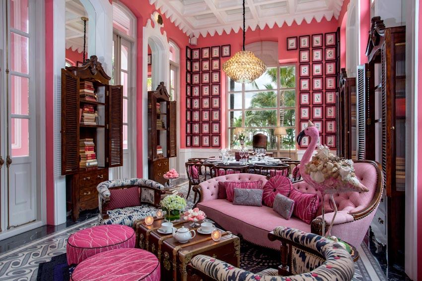 nhà hàng Pink Pearl ở Phú Quốc 2